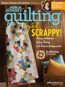 American Patchwork & Quilting Magazine 10/1/2017