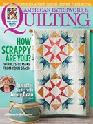 American Patchwork & Quilting Magazine 8/1/2016