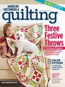 American Patchwork & Quilting Magazine 12/1/2016