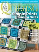 American Patchwork & Quilting Magazine 8/1/2014