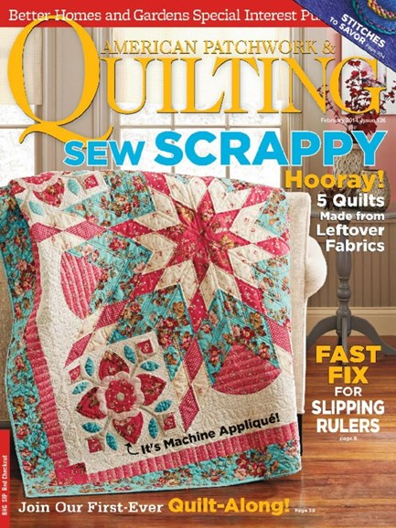 American Patchwork & Quilting Cover - 2/1/2014