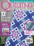 Mccall's Quilting Magazine 1/1/2017