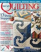 Mccall's Quilting Magazine 3/1/2014