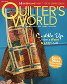 Quilter's World Magazine 9/1/2017