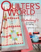 Quilter's World Magazine 12/1/2016