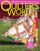 Quilter's World Magazine 3/1/2015