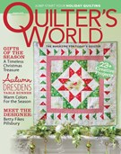 Quilter's World Magazine 9/1/2014