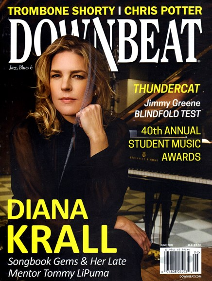 DownBeat Cover - 6/1/2017