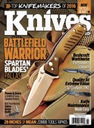 Knives Illustrated Magazine 3/1/2016