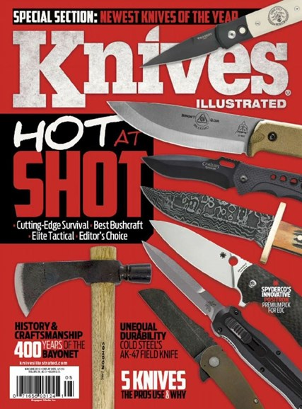Knives Illustrated Cover - 5/1/2016