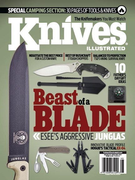 Knives Illustrated Cover - 5/1/2014