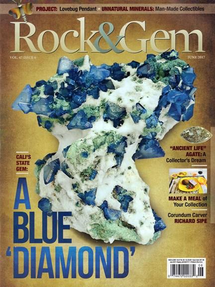 Rock & Gem Cover - 6/1/2017
