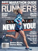Runner's World Magazine 1/1/2017