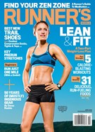 Runner's World Magazine 4/1/2016
