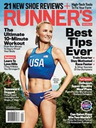 Runner's World Magazine 9/1/2016