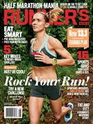 Runner's World Magazine 8/1/2015