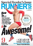 Runner's World Magazine 12/1/2015