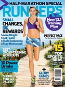 Runner's World Magazine 8/1/2014