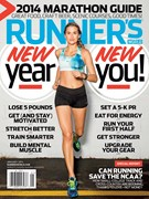 Runner's World Magazine 1/1/2014