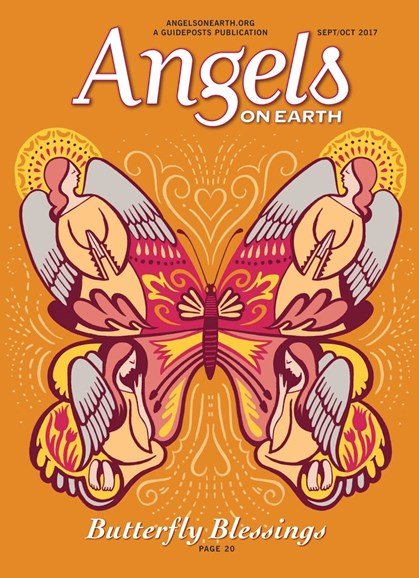 Angels on Earth Cover - 9/1/2017