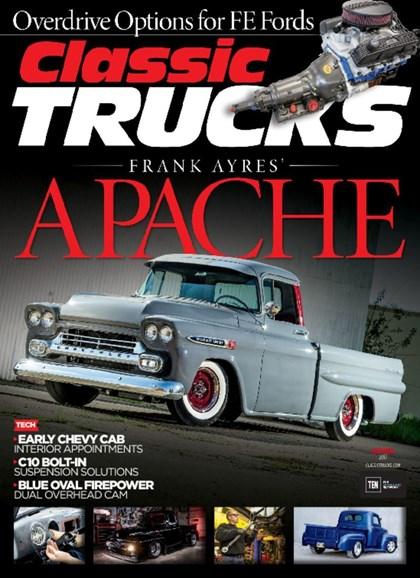 Classic Trucks Cover - 11/1/2017