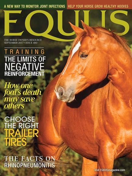 Equus Cover - 9/1/2017
