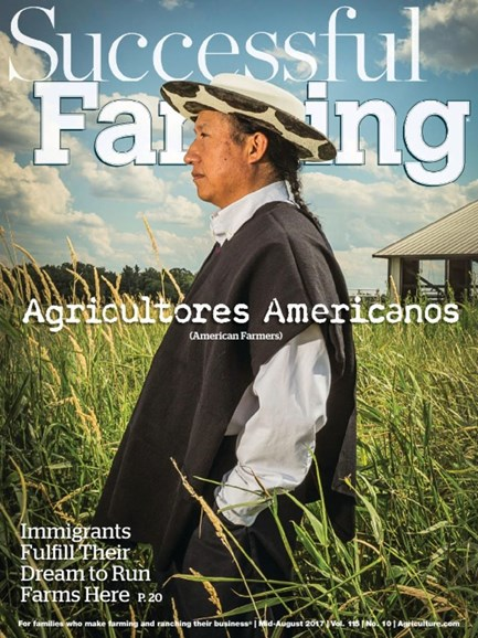 Successful Farming Cover - 8/15/2017