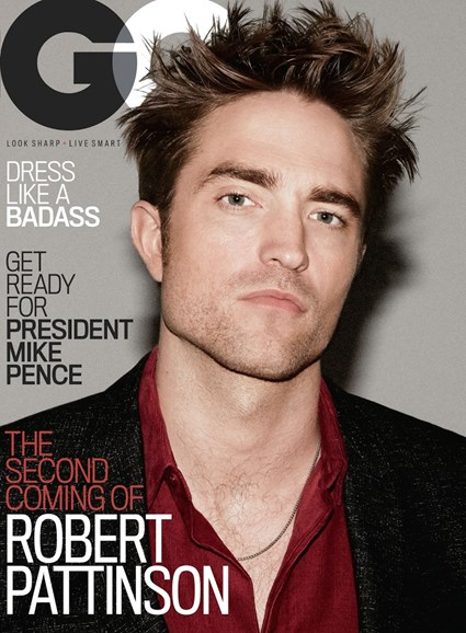 Gentlemen's Quarterly - GQ Cover - 9/1/2017