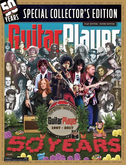 Guitar Player Cover - 10/1/2017