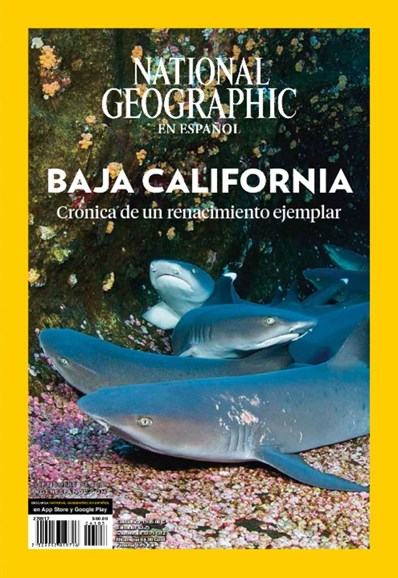 National Geographic En Español Cover - 9/1/2017