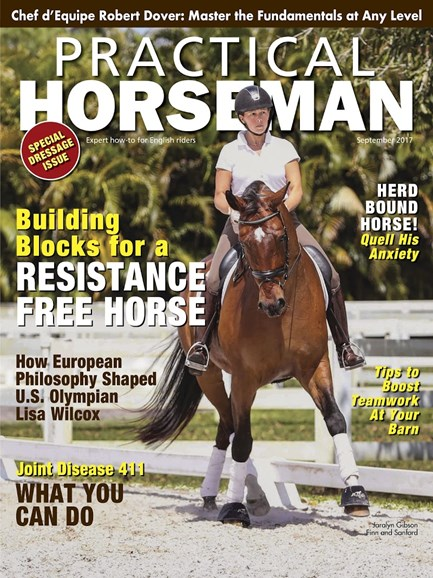 Practical Horseman Cover - 9/1/2017