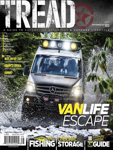 Tread Cover - 9/1/2017