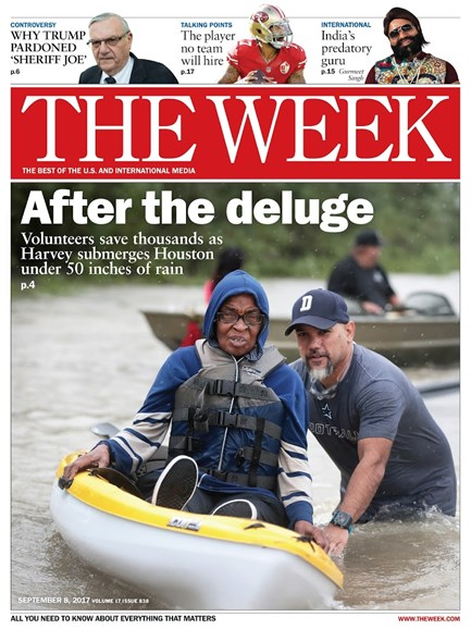 The Week Cover - 9/8/2017