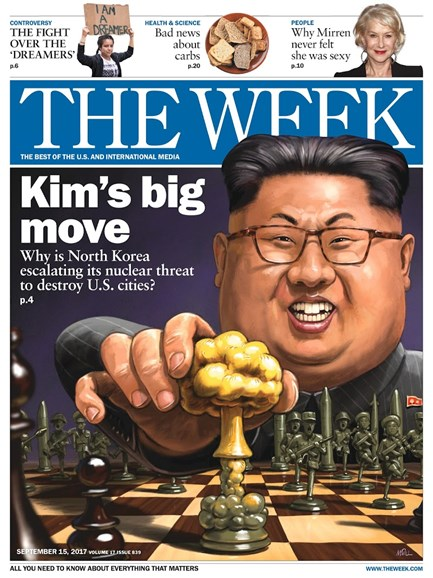The Week Cover - 9/15/2017