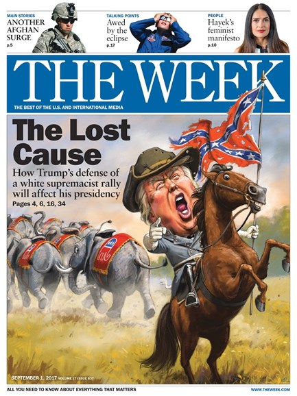 The Week Cover - 9/1/2017