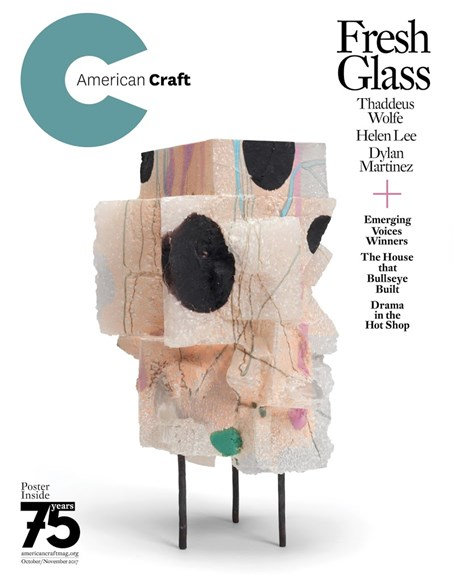 American Craft Cover - 10/1/2017