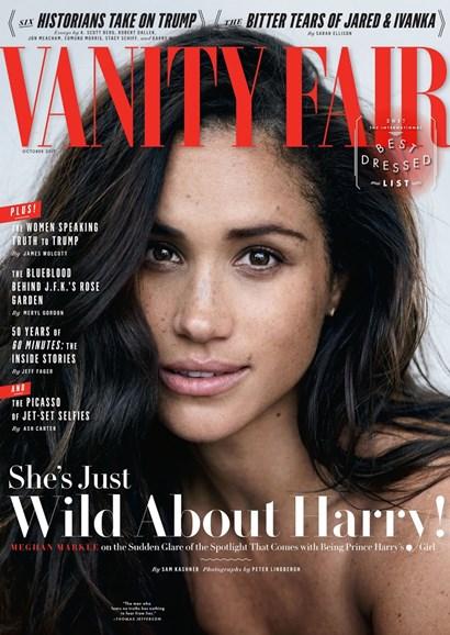 Vanity Fair Cover - 10/1/2017