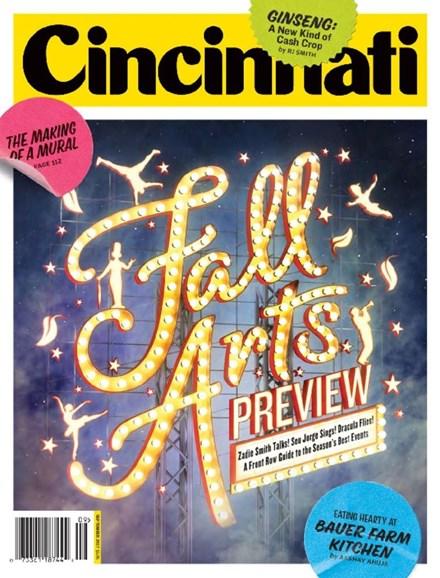 Cincinnati Cover - 9/1/2017