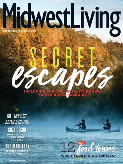 Midwest Living Cover - 9/1/2017