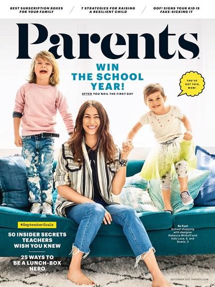 Parents Cover - 9/1/2017