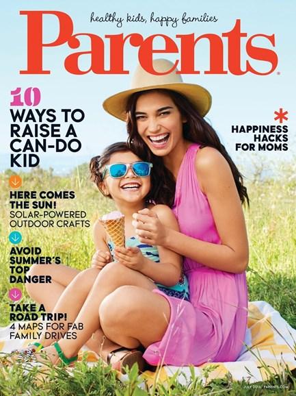 Parents Cover - 7/1/2016