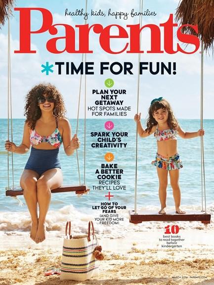 Parents Cover - 3/1/2016