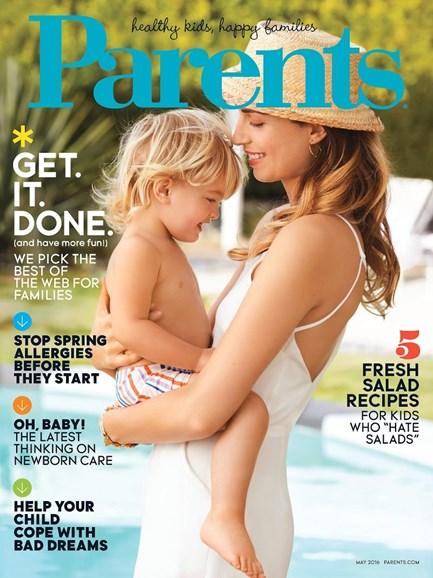 Parents Cover - 5/1/2016