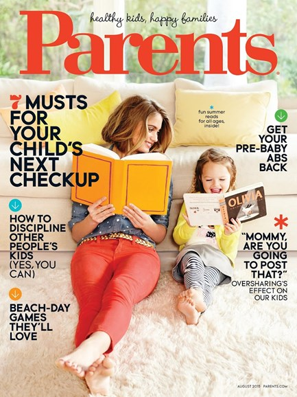 Parents Cover - 8/1/2015
