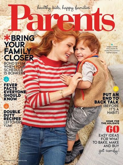 Parents Cover - 12/1/2015