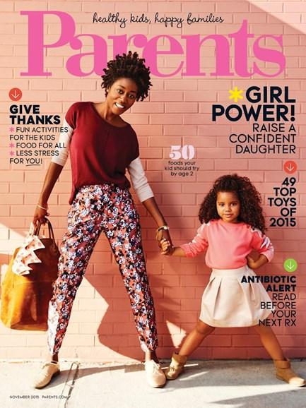 Parents Cover - 11/1/2015