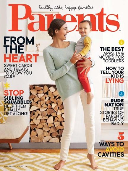 Parents Cover - 2/1/2015