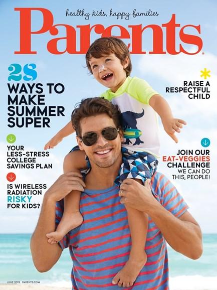 Parents Cover - 6/1/2015