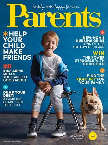 Parents Cover - 3/1/2015