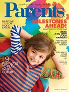 Parents Magazine 1/1/2015